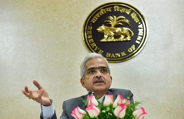 RBI governor Shaktikanta Das (File Photo | PTI)