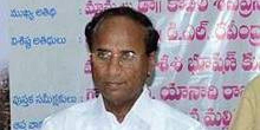 Former Andhra Pradesh Speaker Kodela Siva Prasad Rao.