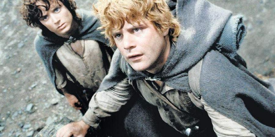 A still from Lord of the Rings.