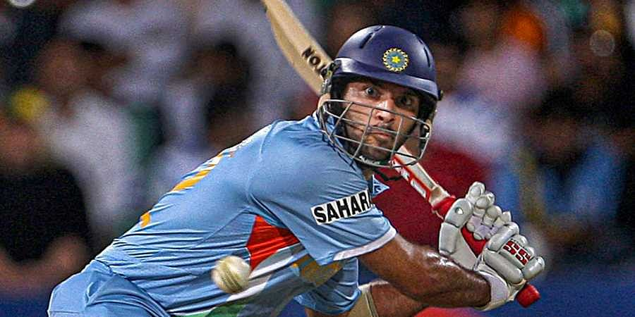 This day, that year: Relive Yuvraj Singh's six sixes off Stuart Broad- The New Indian Express