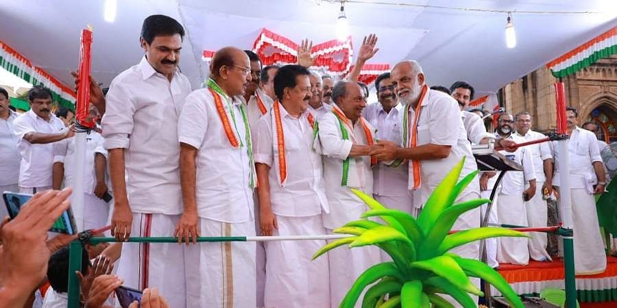 Congress Working Committee member AK Antony