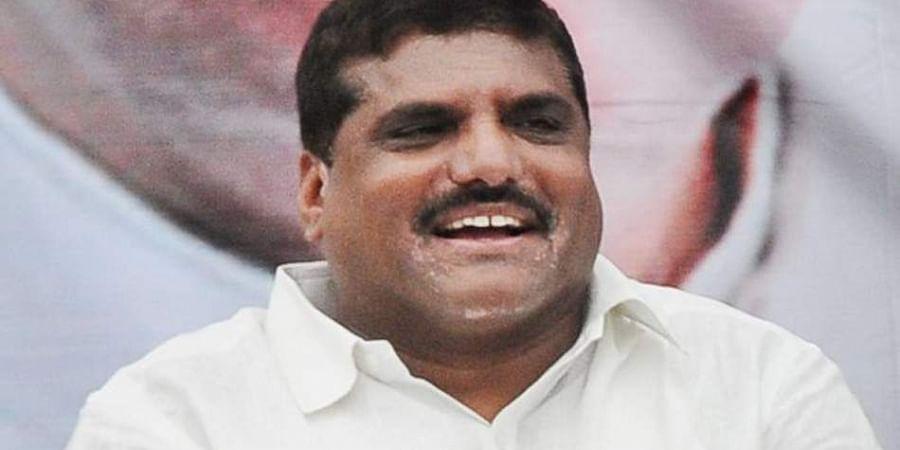 Municipal Administration and Urban Development Minister Botcha Satyanarayana