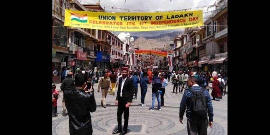 Ladakh, Ladakh union territory