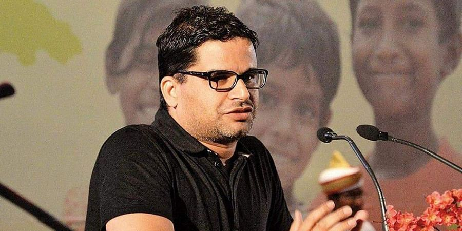 Election strategist Prashant Kishor (Photo | Facebook)