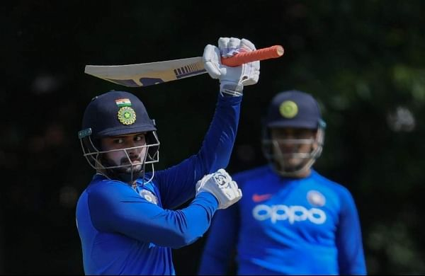 Rishabh Pant looks to surpass MS Dhoni's record in T20Is against West Indies