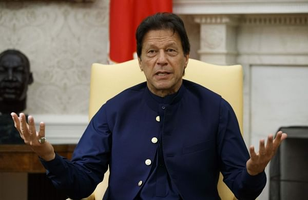 Pakistan PM Imran Khan apprises Saudi Crown Prince on situation in Kashmir