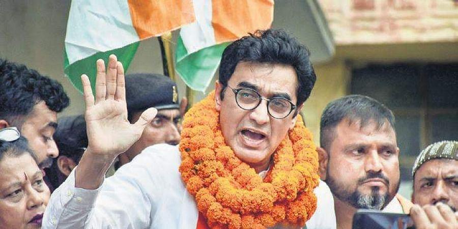 Former Jharkhand Congress President Ajoy Kumar