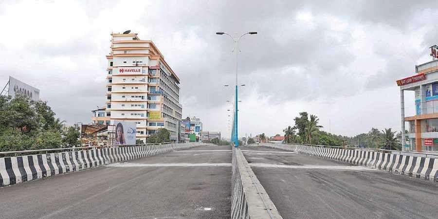 Palarivattom flyover in Kochi.| (File | EPS)