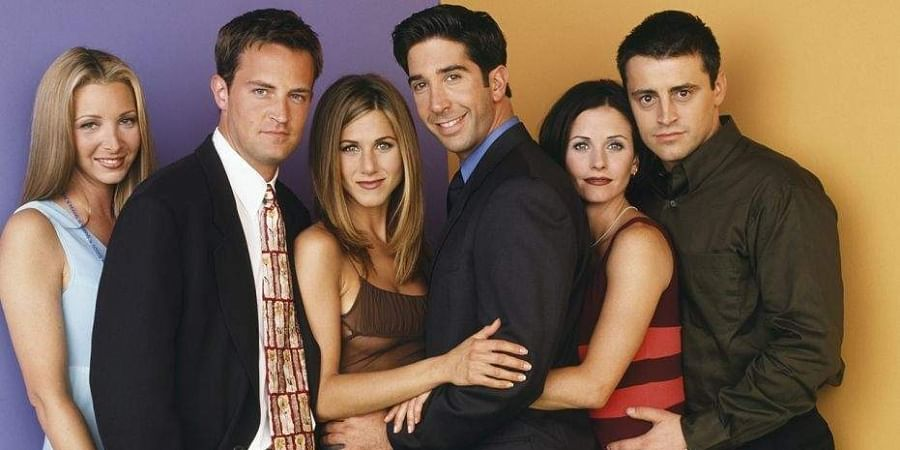 The first episode of 'Friends' was aired on September 22, 1994.