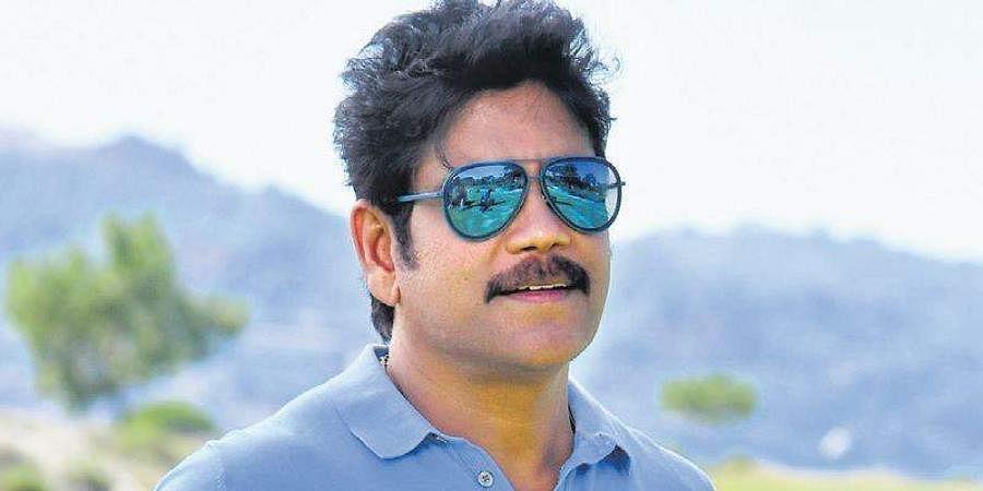Tollywood actor Nagarjuna