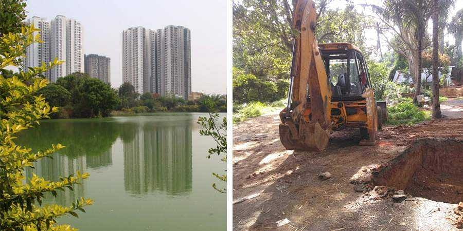 Residents save Doddakallasandra lake from getting polluted