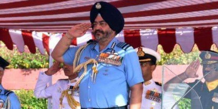 Indian Air Force chiefBirender Singh Dhanoa