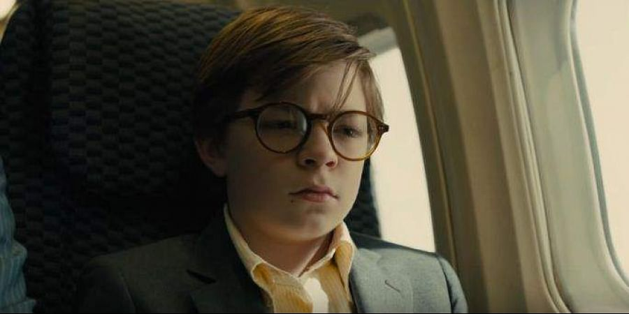 A screengrab from 'The Goldfinch' trailer.