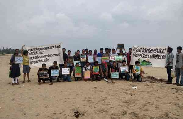 Chennai gears up to support the global climate change strike