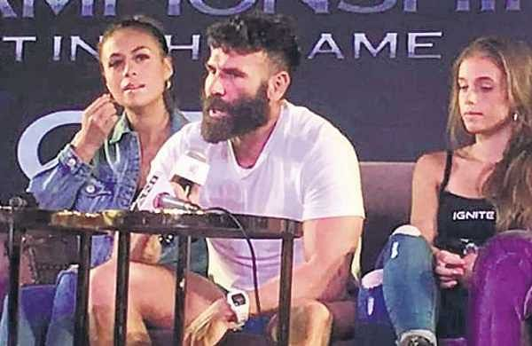 I Am Very Invested In Fantasy Sports And Poker Says Instagram King Dan Bilzerian The New Indian Express