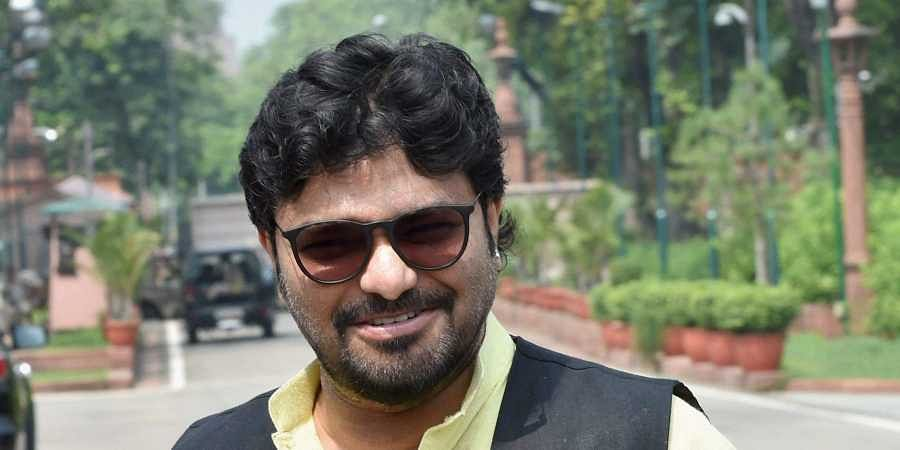 BJP MP Babul Supriyo
