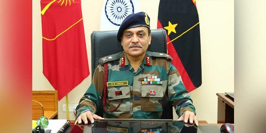 Major General RK Singh
