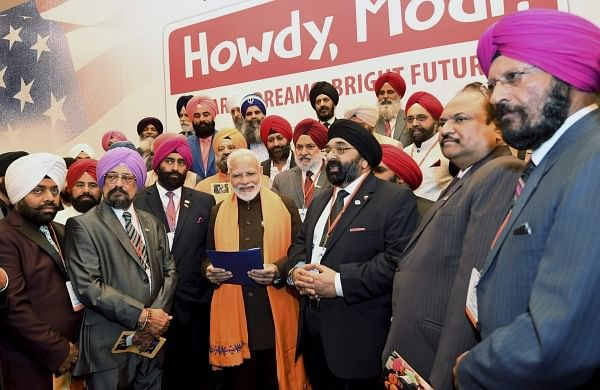 Houston's Sikh community thanks PM Modi for Kartarpur corridor, other decisions