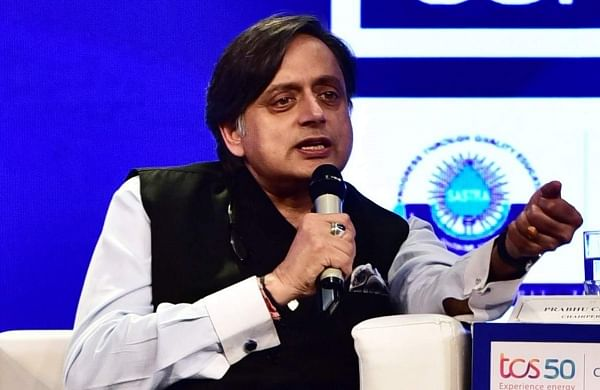 Pakistan 'least qualified' to criticise India on Kashmir: Shashi Tharoor