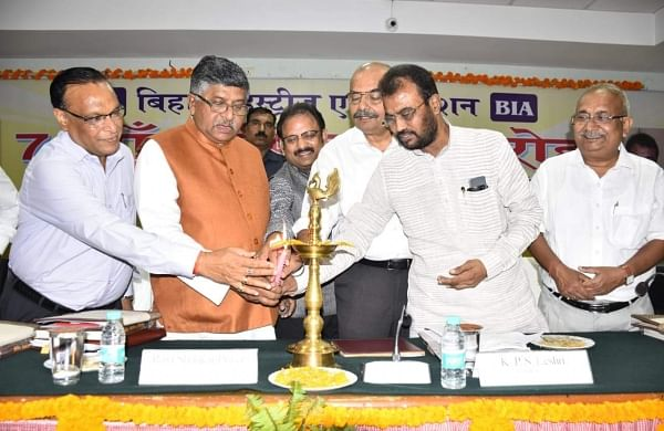 Indian economy in fine fettle: Ravi Shankar Prasad