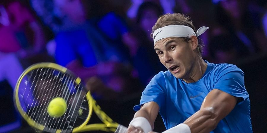 Rafael Nadal bows out of Lavar Cup owing to a wrist injury