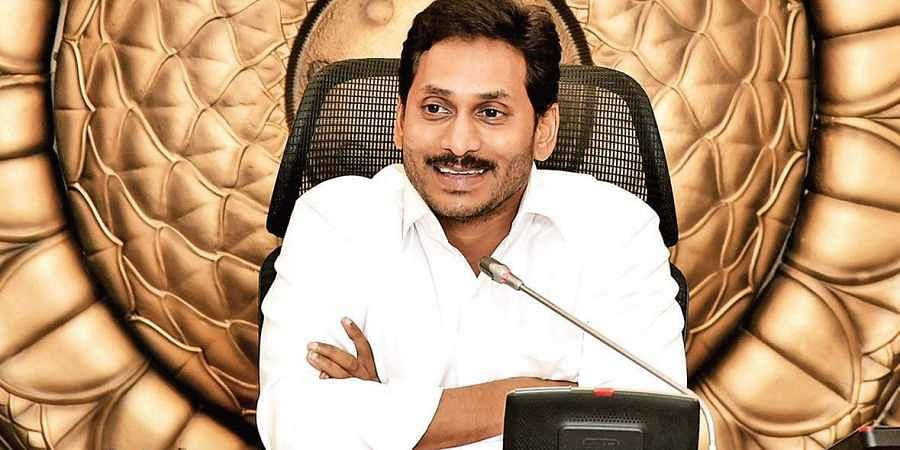 Chief Minister Y S Jagan Mohan Reddy (
