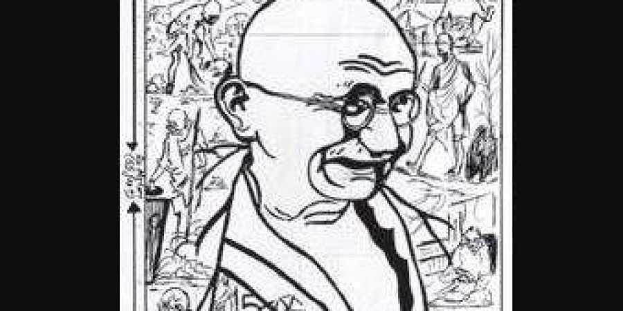 Kasturba Gandhi Kendra Trust, Tirupati is organising a historic event of getting his longest pencil drawing of Mahatma Gandhi.