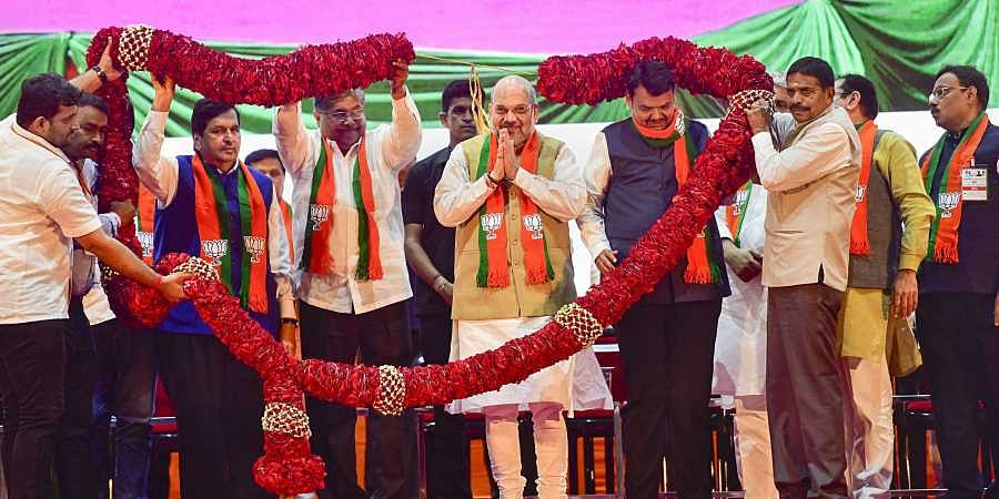 Fadnavis would the next Maharashtra CM, declares Amit Shah
