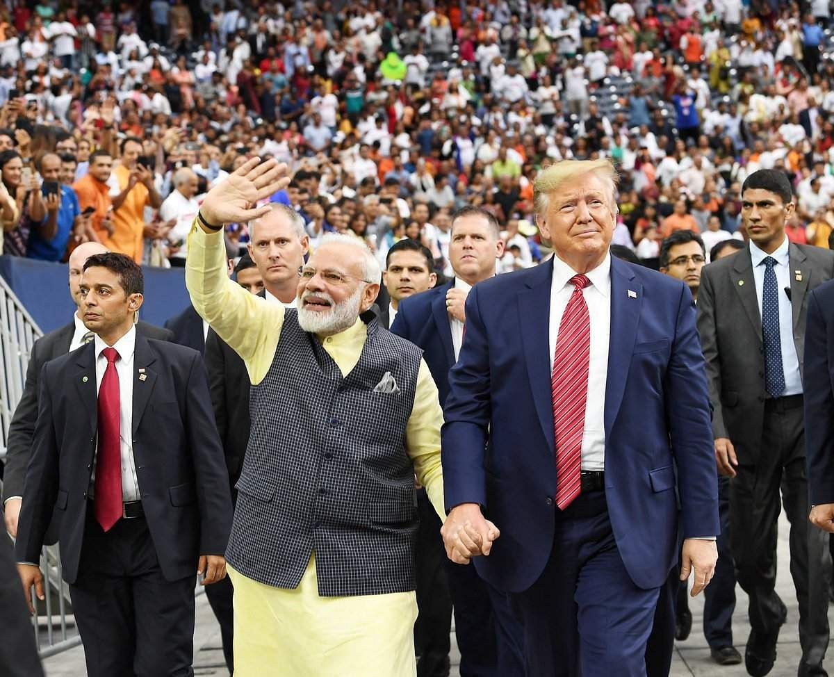 Before closing his speech, Modi invited the US President to come to India. It is to be noted that India will host its first NBA match in Mumbai on October.
