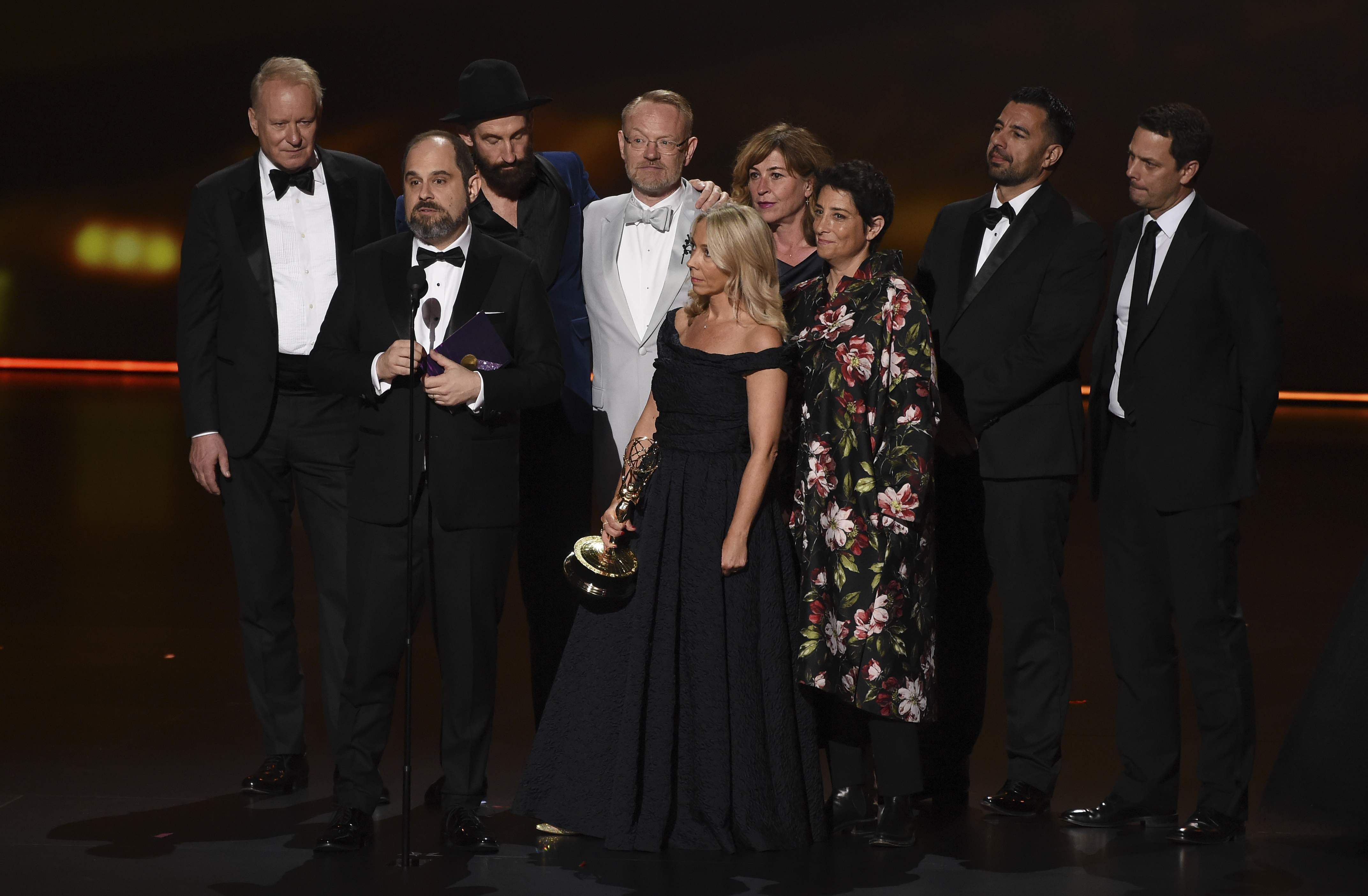 Full winners - Emmy Awards 2019 - in photos