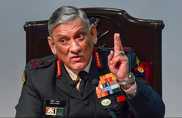 India can go beyond Balakot air strikes, warns Army Chief Bipin Rawat