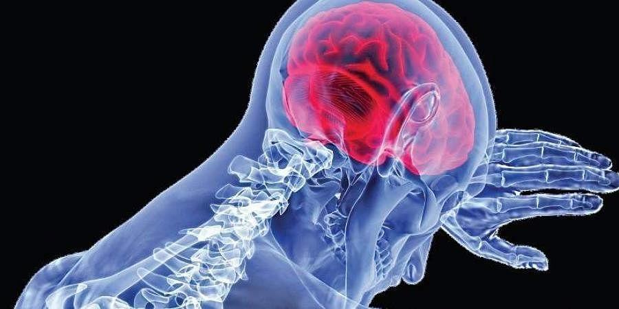 Brain tumour, Headache