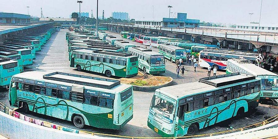 Chennai: The poor want buses back on roads- The New Indian Express