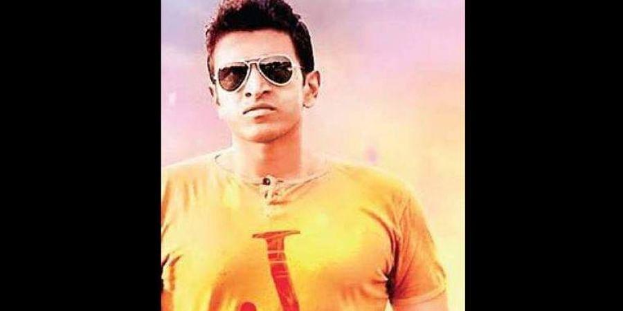 Kannada actor Puneeth Rajkumar