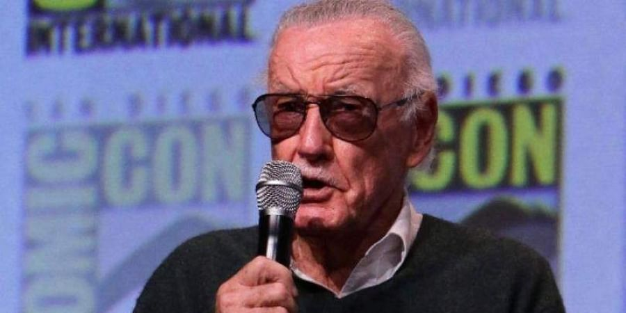 Marvel giant Stan Lee