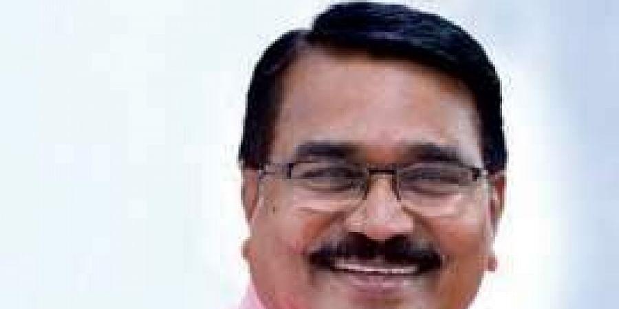Telangana Agriculture Minister Singireddy Niranjan Reddy