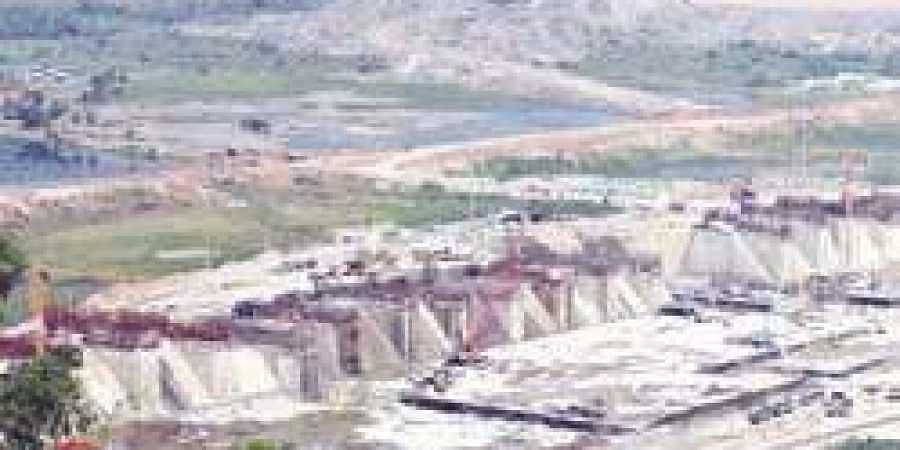 The NECL was also executing the irrigation works, but had consented to the government's order to exit the project.