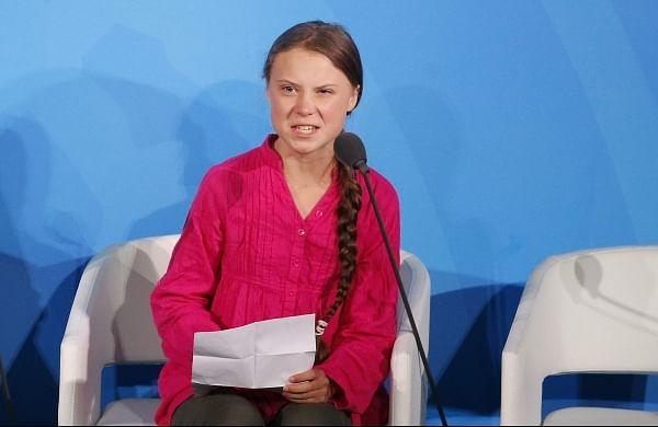After global protests, climate change activist Greta Thunberg and others file UN complaint