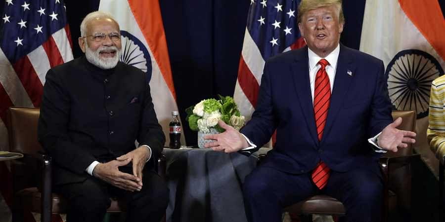 Donald Trump, PM Modi