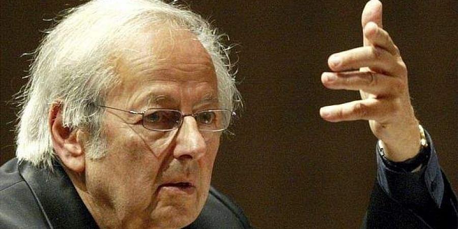 Oscar-winning composer Andre Previn