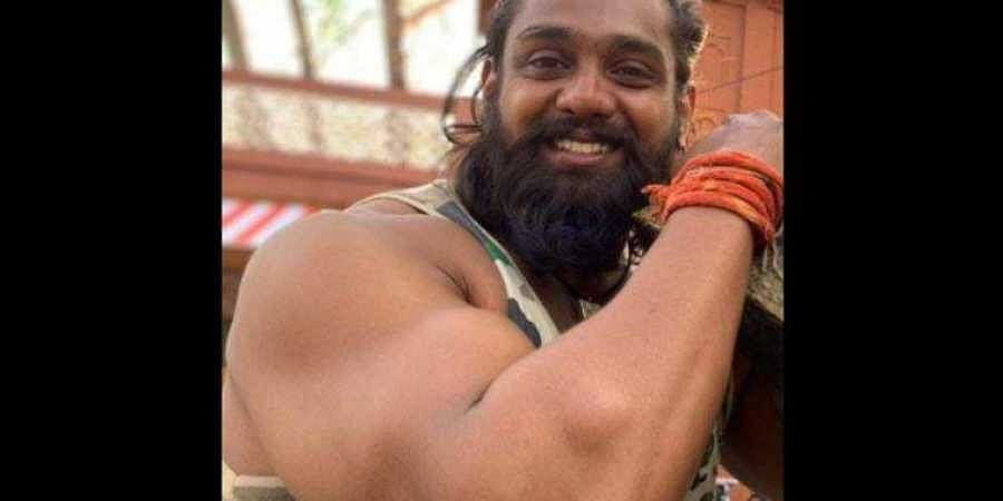 Sandalwood actor Dhruva Sarja