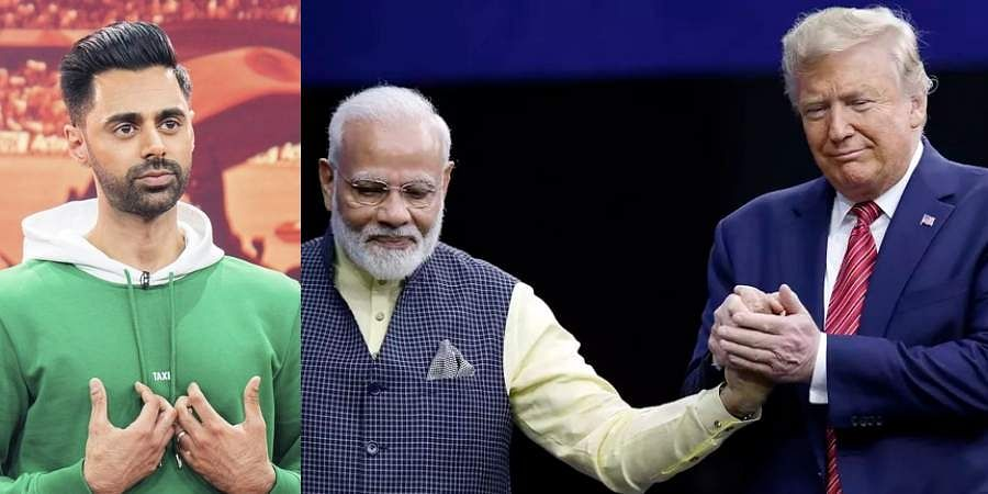 Stand-up comedian Hasan Minhaj denied entry at Howdy Modi event: Report
