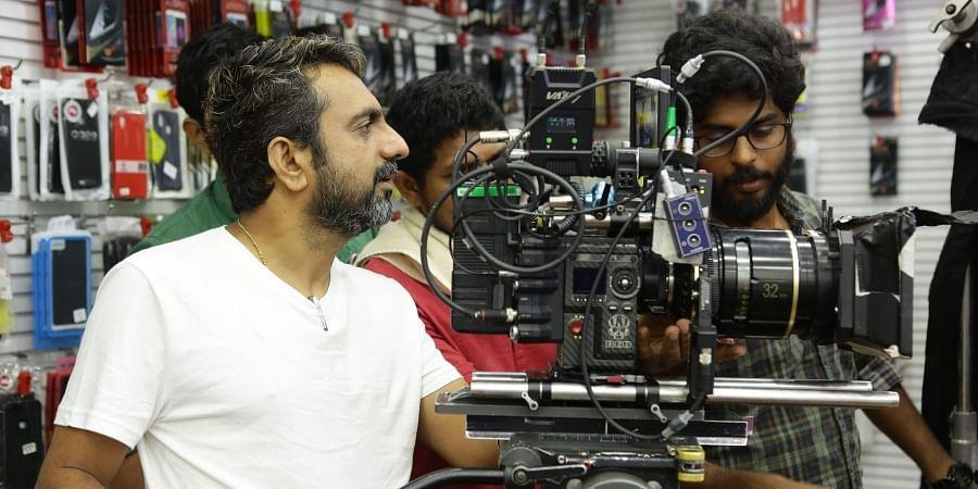 Mollywood director Ratheesh Balakrishnan Poduval