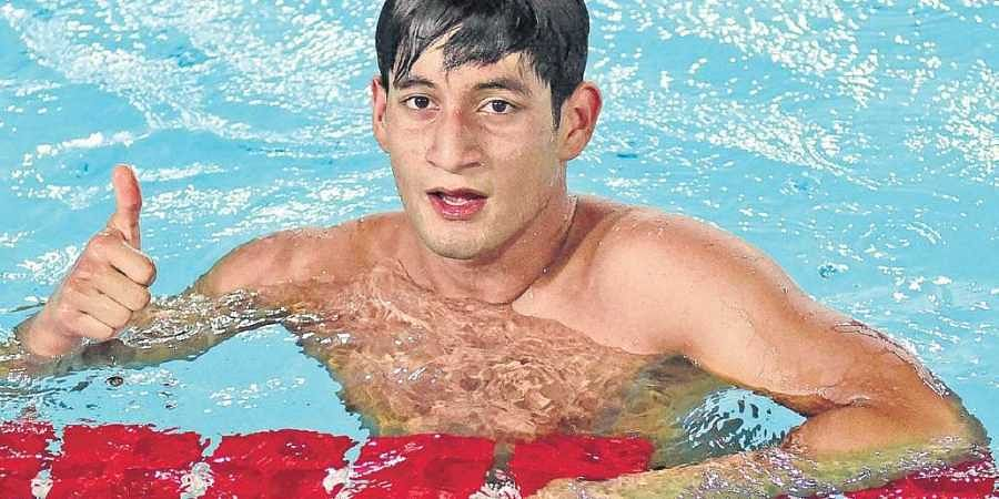 Kushagra Rawat bagged gold in 200m and 800m freestyle at the Asian Age Group Championships