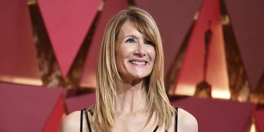 Hollywood actress Laura Dern