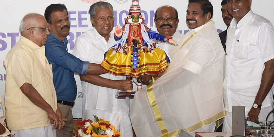 Tamil nadu- kerala water sharing meeting