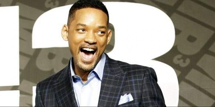 Hollywood actor Will Smith
