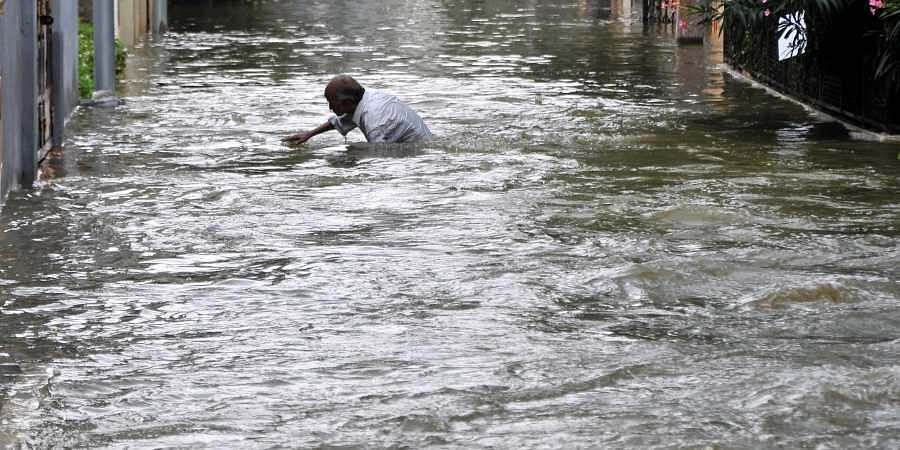 Torrential rains hit the twin cities of Hyderabad and Secunderabad on September 24 lasting for over 12 hours.