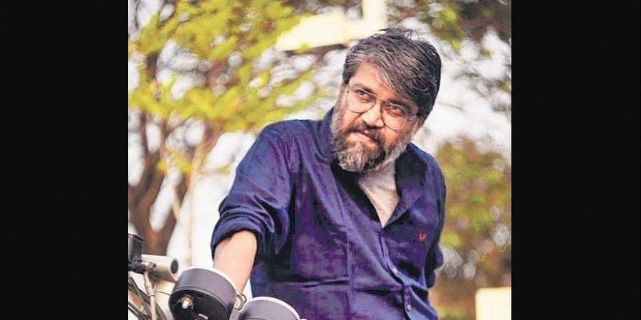 Actor-filmmaker Srikant Murali