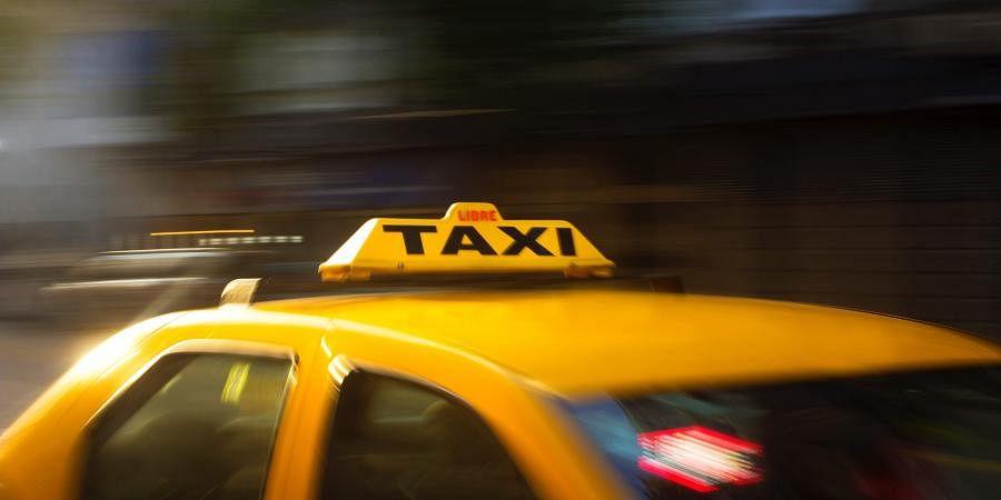 cab, taxi